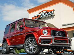 Mercedes g 500 2021my german specification v8 4.0l 416hp 20 alloy wheels two tone exterior color night package air conditioning bluetooth system climate control cruise control heated seats leather seats sunroof parking sensor. Used 2021 Mercedes Benz G Class For Sale Right Now Cargurus