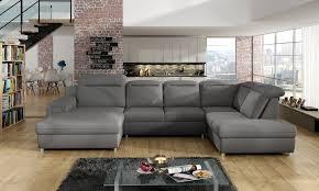 Couchgarnitur Panama Xl U Sofa Mit Schlaffunktion