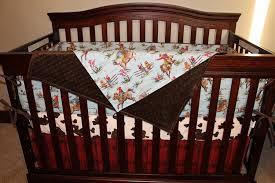 baby boy crib bedding set theme