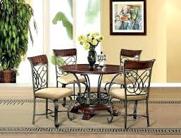 full size of 48 inch round dinette table reclaimed wood dining pedestal acme 5 finish kitchen