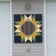 Nelson County Barn Quilt Trail - Nelson County, North Dakota & 42nd Barn Quilt Hung in Michigan Adamdwight.com