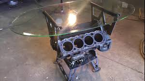 how to make an engine block coffee table coffee tables
