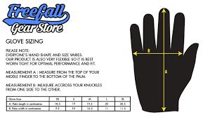 Freefall Gear Store Summer Gloves
