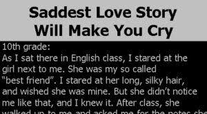 Saddest Love Story 300x165