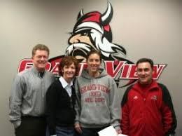 McCoy Commits to Viking Women's Soccer Program   Grand View Athletics