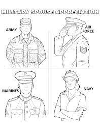 Coloring Pages Of World War 2 Free Printable Soldiers Soldier To