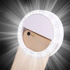 Led Light Phone Ring Universal Selfie Led Ring Flash Light Portable Mobile Phone
