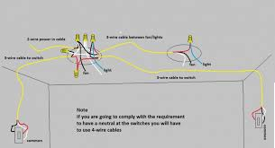 fan ceiling wiring car wiring diagram download moodswings co Ceiling Fan 4 Wire Switch Diagram wiring 2 ceiling fans with 2 3 way switches electrical diy fan ceiling wiring wiring 2 ceiling fans with 2 3 way switches wiring fan lights 4 wire ceiling fan switch wiring diagram