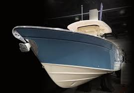 Seaport Blue The Elegant Hull Color Now Available