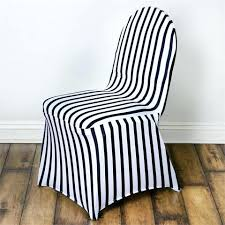 cushions black white striped chair and directors covers