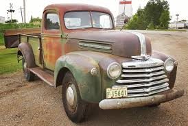 Patina Deluxe: 1947 Mercury One Ton Pickup   BARN/GARAGE FINDS ...