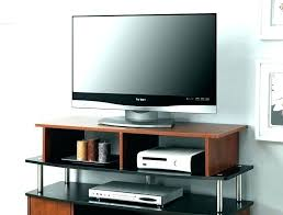 riser wood stand stands shelf minimalist monitor tv ikea medium size of desk up topper adjustable