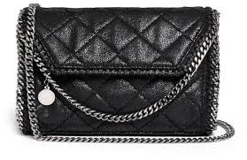 Stella McCartney Falabella Mini Quilted Crossbody Bag | Where to ... & ... Stella McCartney Falabella Mini Quilted Crossbody Bag Adamdwight.com