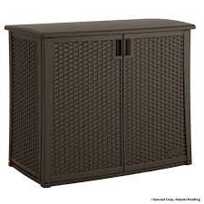 Outdoor Storage Sheds Garages  Outdoor Storage The Home Depot - Exterior storage cabinets