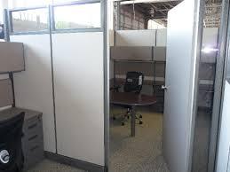 office with cubicles. office with cubicles
