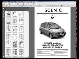 renault scenic ii manual de taller service manual manuel renault scenic ii manual de taller service manual manuel reparation