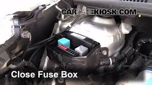 replace a fuse toyota yaris toyota yaris l l 6 replace cover secure the cover and test component