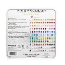 Sanford Prismacolor Premier Colored Pencils Set 132 Set