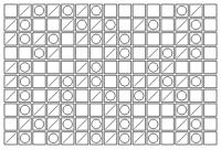 Random Knitting Chart Generator Unikatissimas