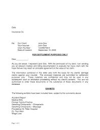 Car Whiplash Settlement Templates Print Paper Templates
