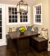 Small Kitchen Table With Storage Renovation Ideas Stainless Steel