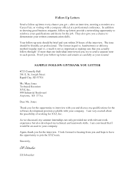 Sample Of Thank You Letter After Business Meeting