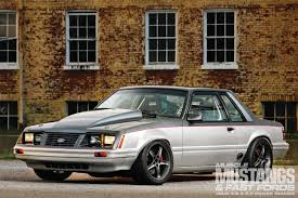 1983 Ford Mustang GT - Building Patience Photo & Image Gallery