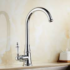 online shop vintage kitchen sink faucet cold and hot water kitchen