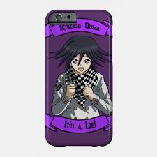 <b>Kokichi Ouma</b> - <b>Danganronpa V3</b> - Phone Case | TeePublic UK