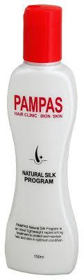 Купить <b>эссенция</b> для волос <b>pampas</b> hair clinic iron skin 150 мл ...