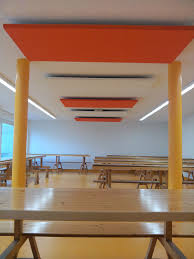 absopanel sound absorbing panels decorate walls and ceilings whilst soundproofing a room