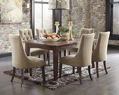 for the signature design by ashley furniture mestler dining set with upholstered chairs at sam s appliance furniture your fort worth arlington
