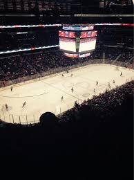 Capital One Arena Section 430 Row G Seat 9 Washington