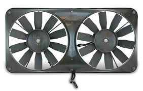 flex a lite automotive compact reversible dual 11 inch electric compact reversible dual 11 inch electric fan system full shroud and adjustable thermostat controller