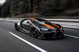 Who Made The First Car Bugatti Has Created The First Car In The World To Break 300