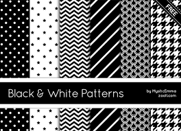 Black And White Patterns Unique Black And White Patterns By MysticEmma On DeviantArt