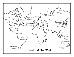 World Map Coloring Page Treasure For Free Printable Bageriet Info