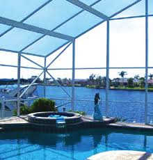 custom pool enclosure hexagon shape. Screen Enclosures Custom Pool Enclosure Hexagon Shape N
