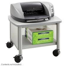 Book Display Stand Staples Impromptu Under Table Printer Stand Safco Products 88
