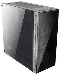 Компьютерный <b>корпус AeroCool Quartz Pro</b> Black — купить по ...