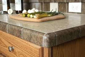 ceramic tile countertop edge options post