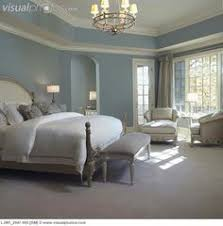 beautiful painted master bedrooms. Pretty Blue Paint Color Idea For Master Bedroom. Lovely Large Windows And Spacious Room. Beautiful Painted Bedrooms O