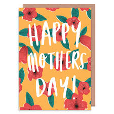 Happy Mothers Day Card Mothers Day The Red Door