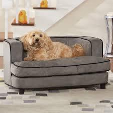 fancy dog beds furniture. enchanted home pet cliff bed ultra plush 345 fancy dog beds furniture