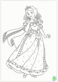 Coloring pages for kids to print or to paint online. Disney Princess Christmas Coloring Pages Coloring Home