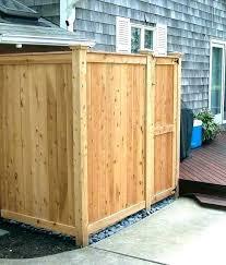 wooden outdoor shower base cedar stall floor build an best enclosure ideas and plans design bathrooms outdoor wooden shower stalls