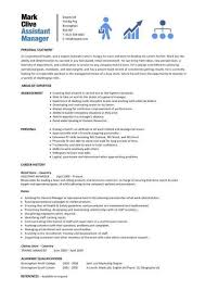 writing a retail asst manager resume resume objective examples retail