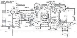 estate house plans. Simple House Biltmore House 1st Floor Blueprint Intended Estate House Plans R
