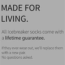 Icebreaker Merino Kids Hiking Crew Socks Merino Wool