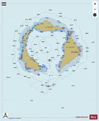 Marianas Maug Islands Marine Chart Us81092_p2883